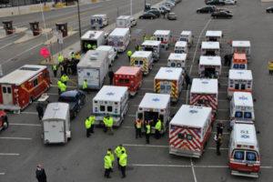 Weber's Auto and Truck Repair fleet service Ambulance